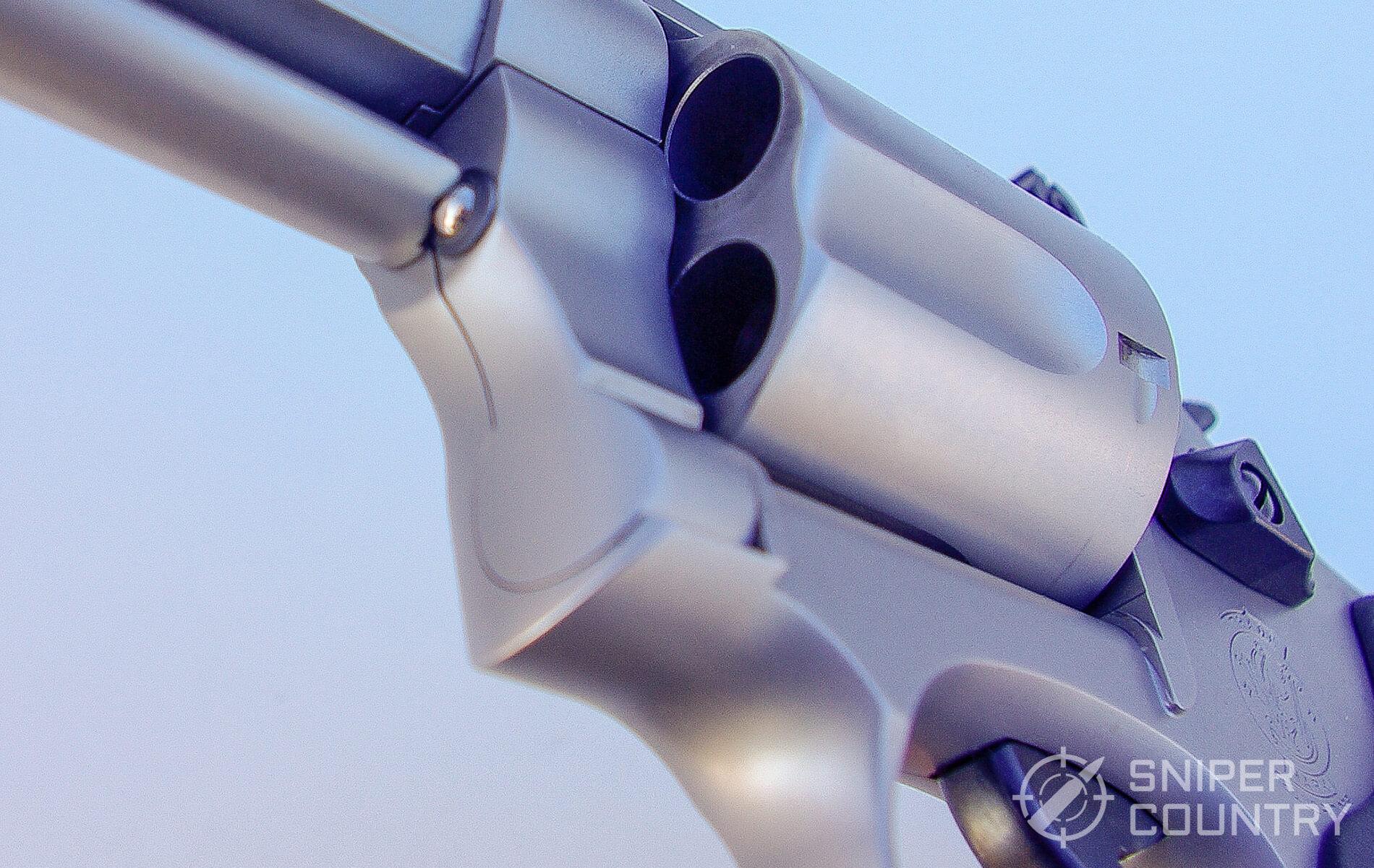 S&W Model 66 Combat Magnum Cylinder Ball Detent