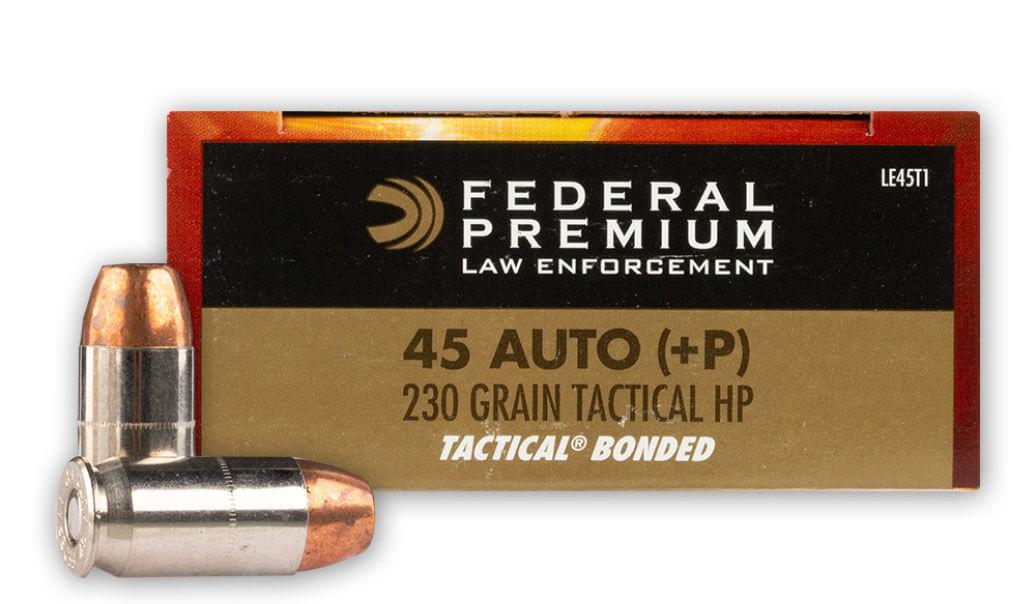 Best  45 ACP Ammo [2019]: Self-Defense & Target Practice