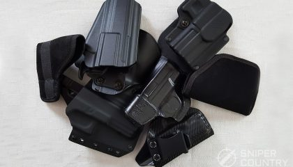 Best Concealed Carry Holsters [2019 Hands-On Tested]