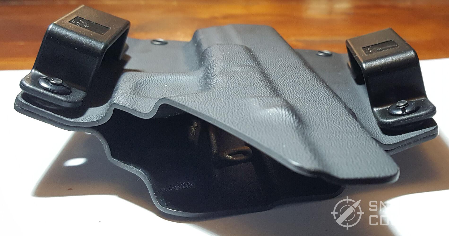 Bravo Concealment BCA OWB pancake curve molding 2