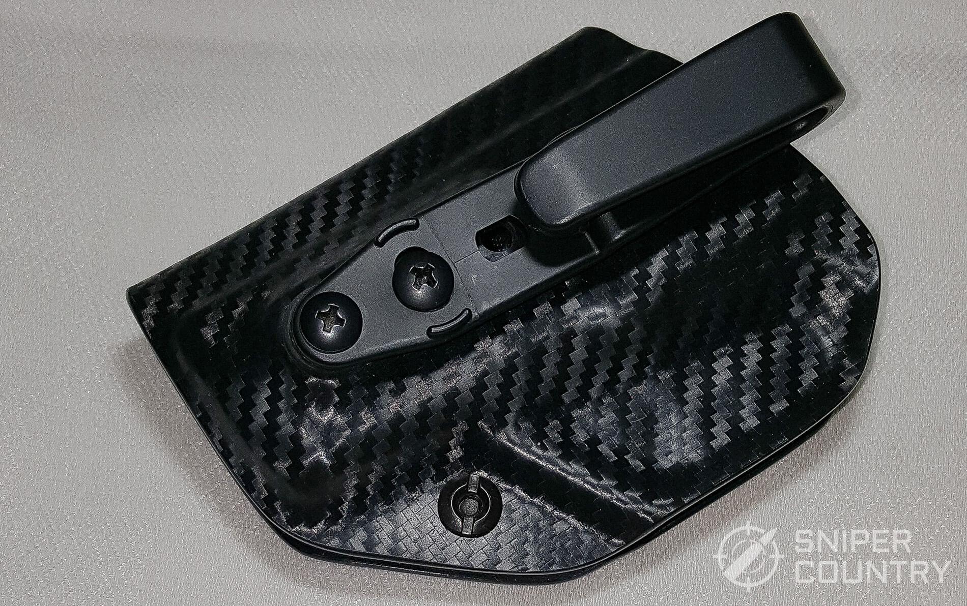 Concealment Exp IWB Tuckable PT709 Clip