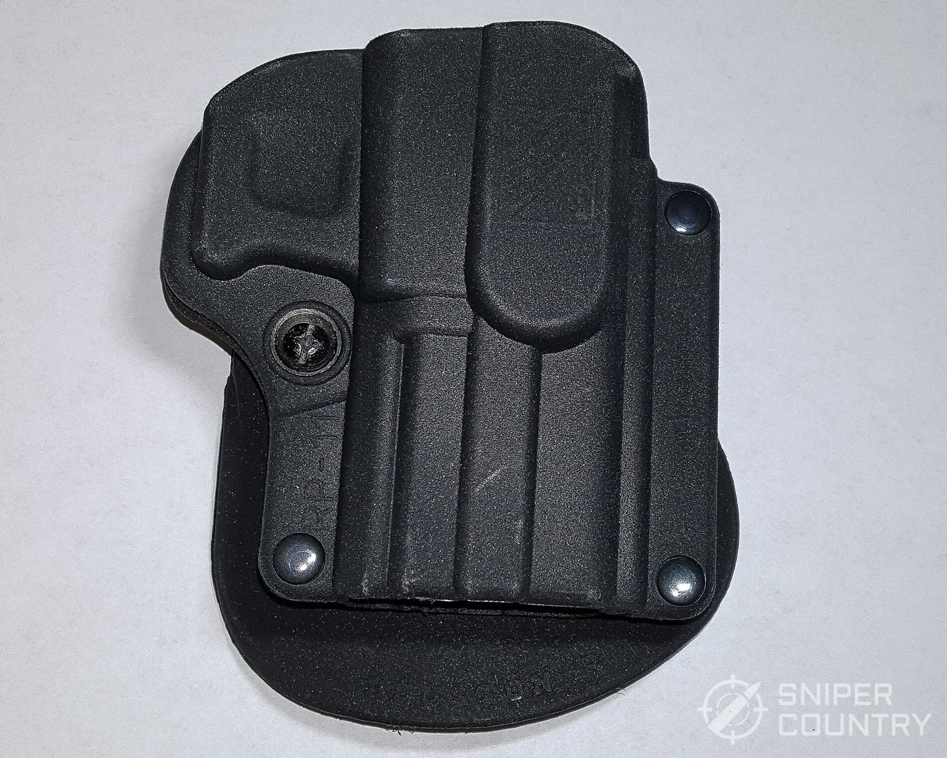 Houston Gun Holsters RP 11A Paddle outside