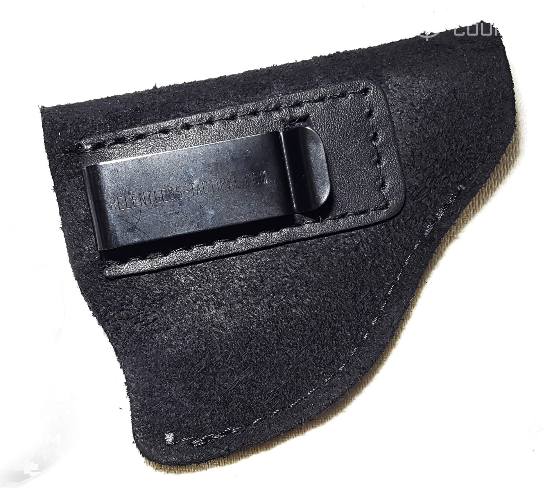Relentless Tactical IWB Suede Clip Side