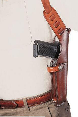 Stock Shoulder Holster