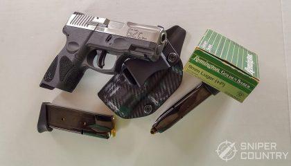 Review: Taurus G2C 9mm