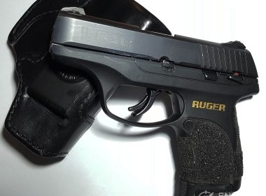 LC9S and holster