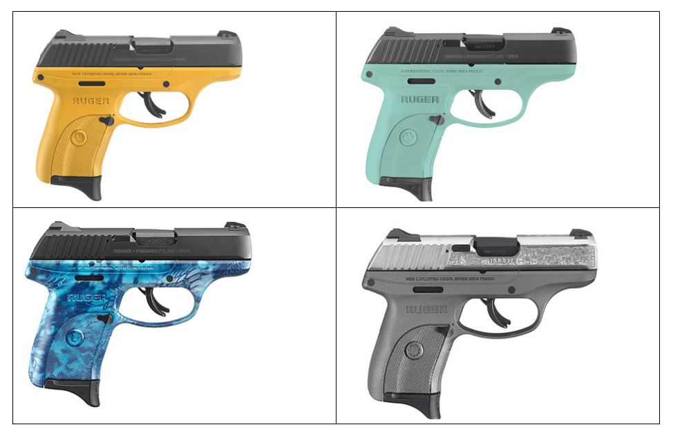 LC9S different colors
