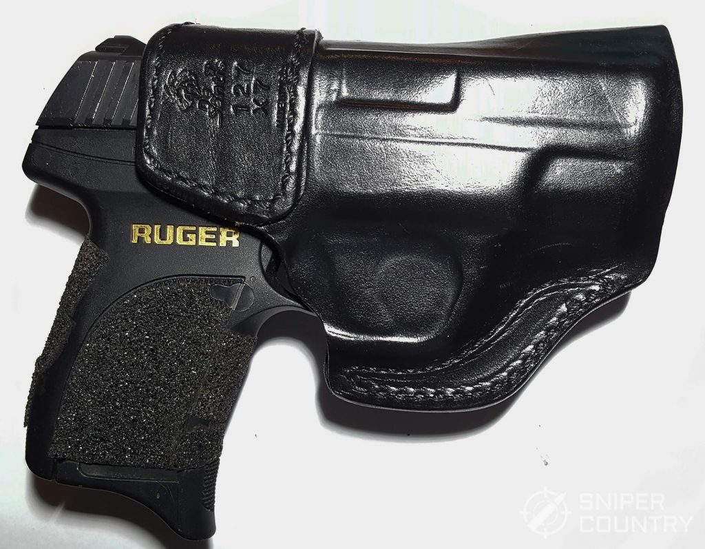 LC9S in holster