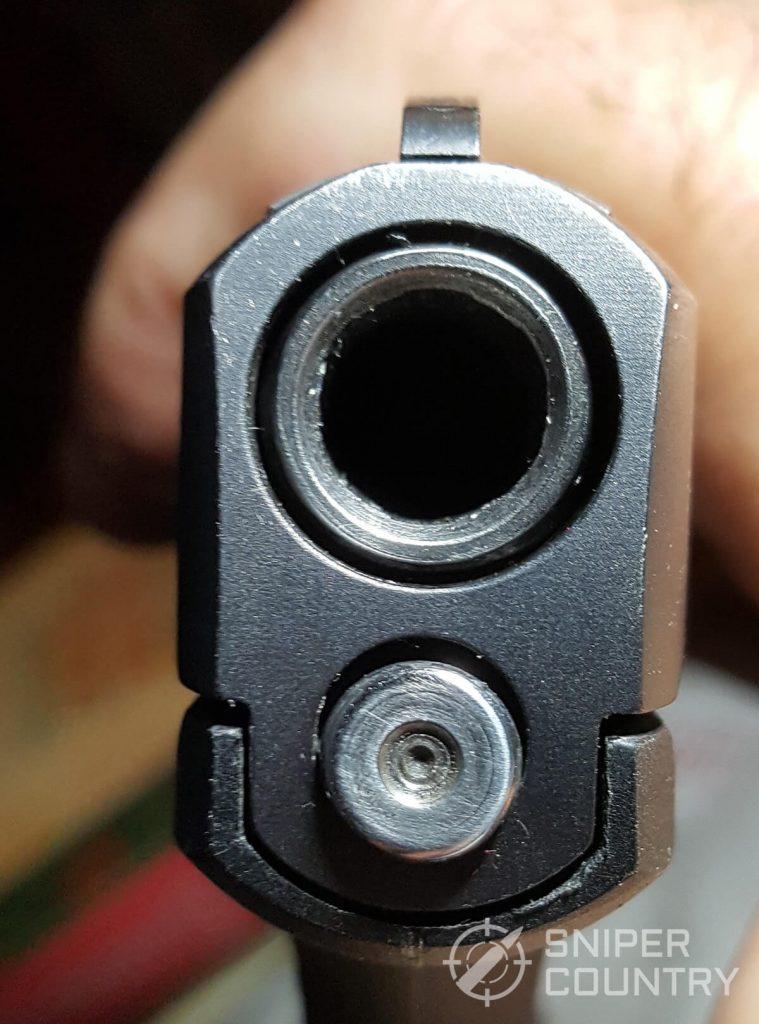 LC9S muzzle