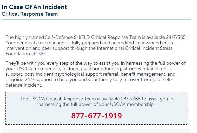Critical response team