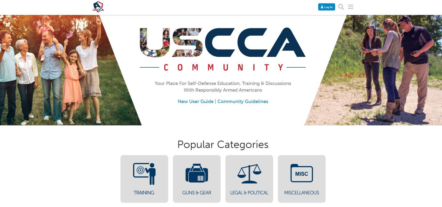 USCCA Community Blog