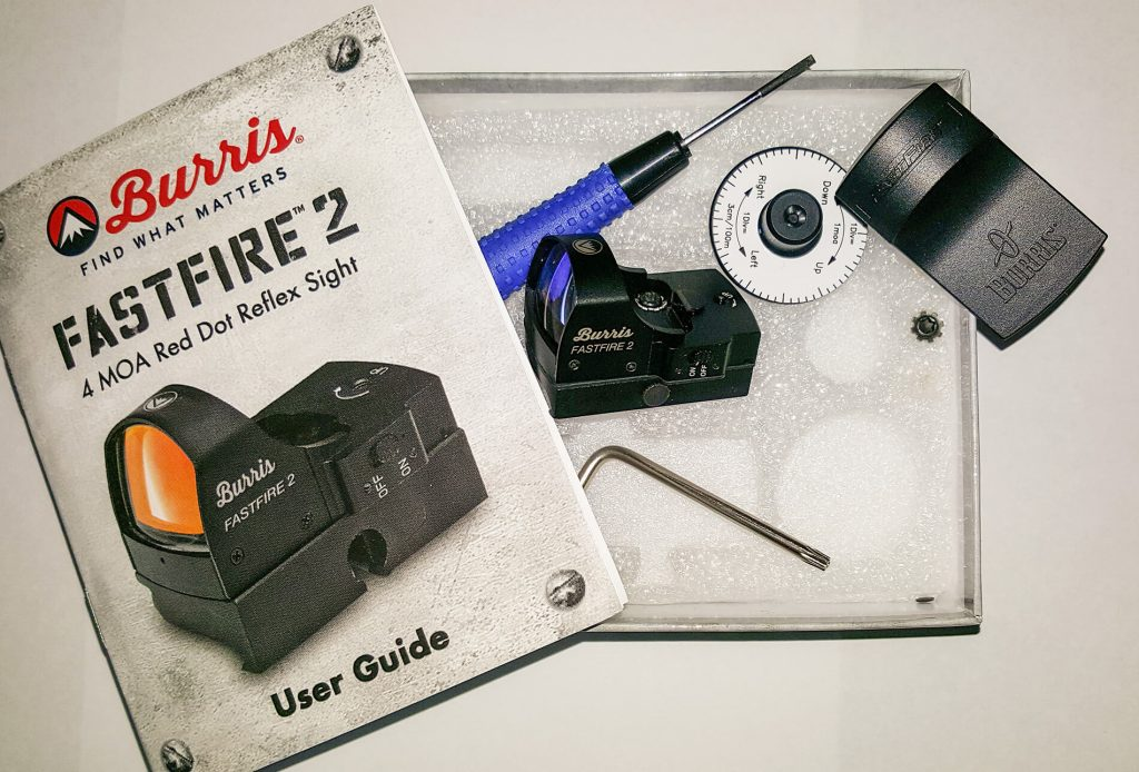 Fastfire2 onwers-manual, packing and box