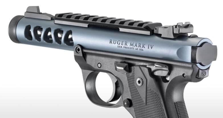 Ruger mk-IV
