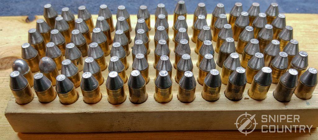.380 ammo loading block