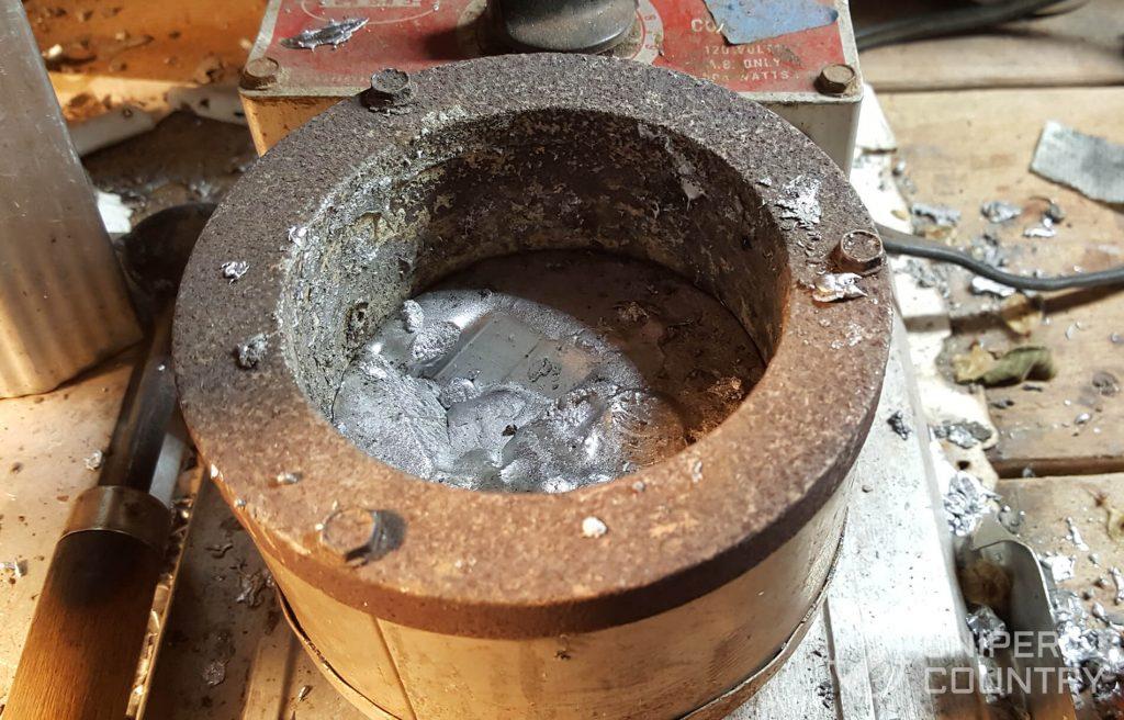 four pound pot