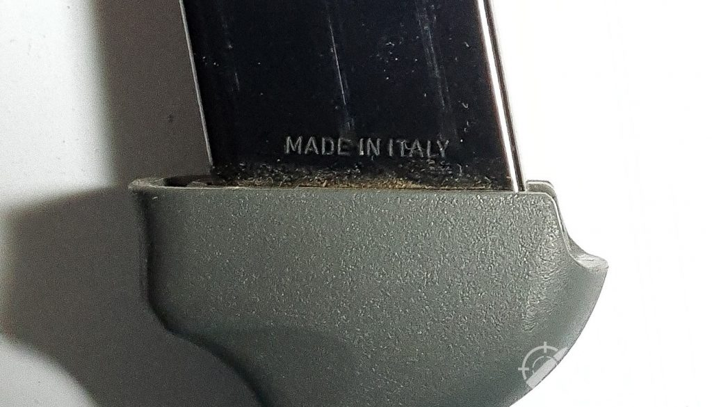 made in italy magazine of the Taurus Spectrum