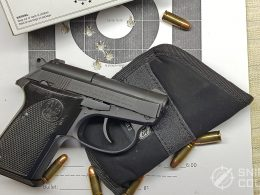 Beretta 3032 Tomcat and ammo