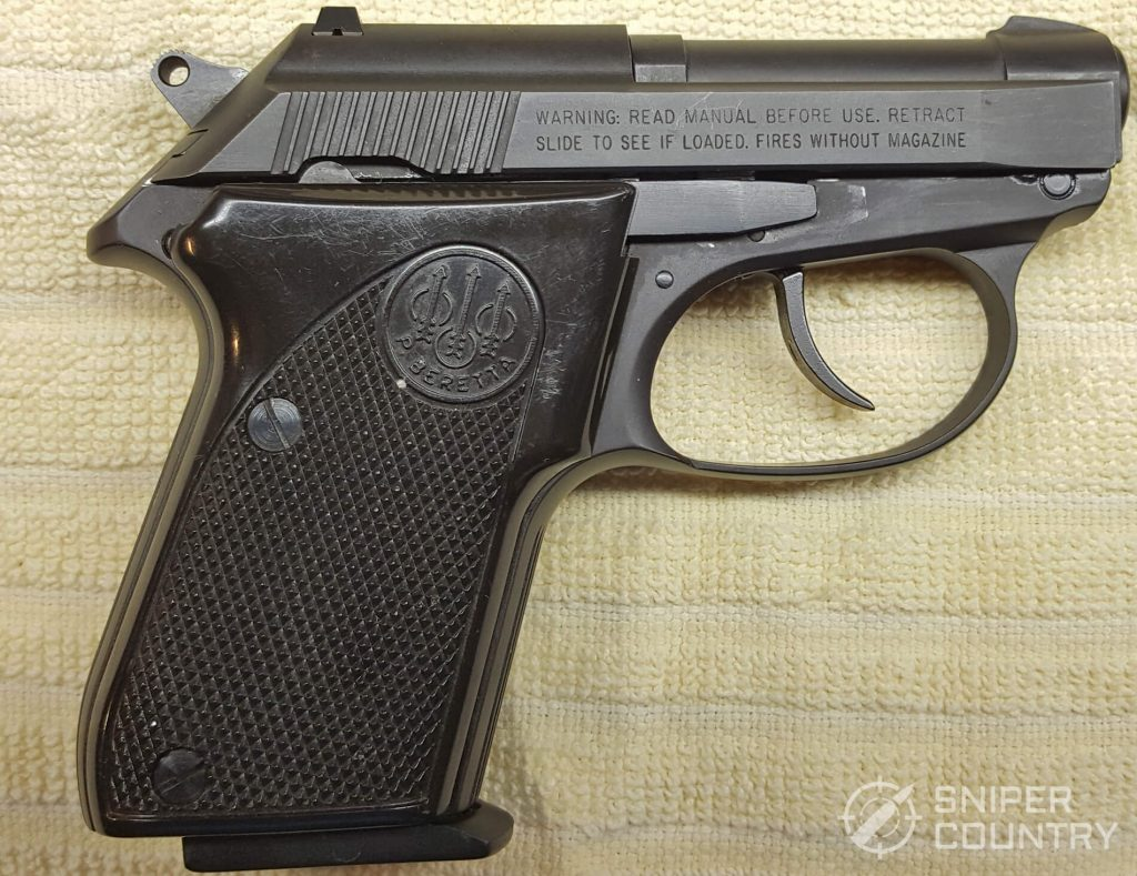 Beretta 3032 Tomcat right side