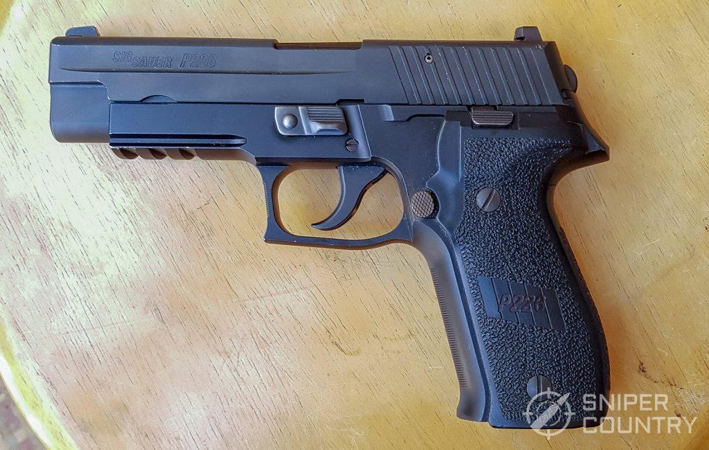 SIG Sauer P226 leftside