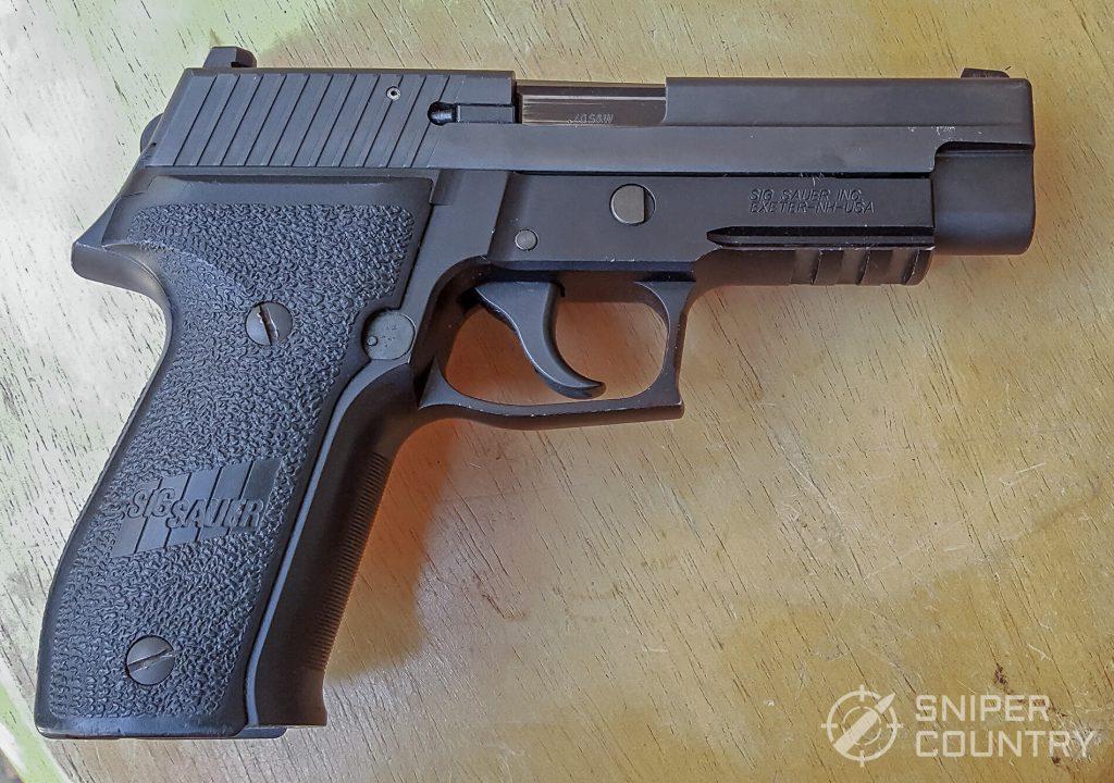 SIG Sauer P226 rightside