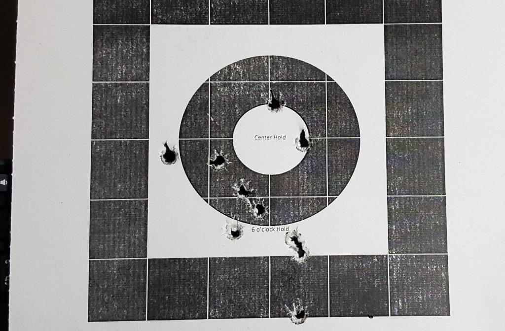 target Beretta 3032
