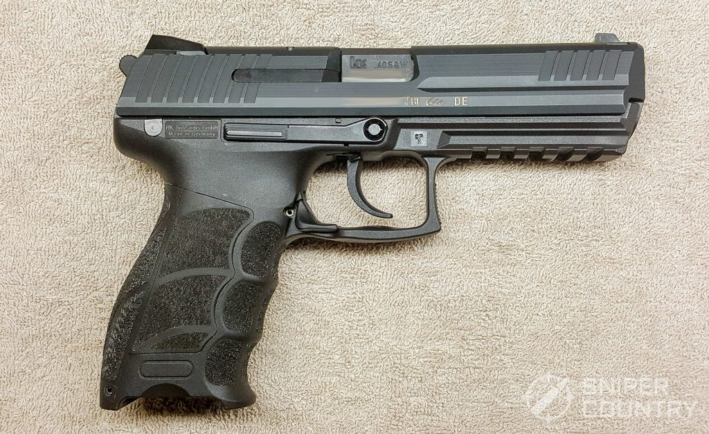 H&K P30L right-side