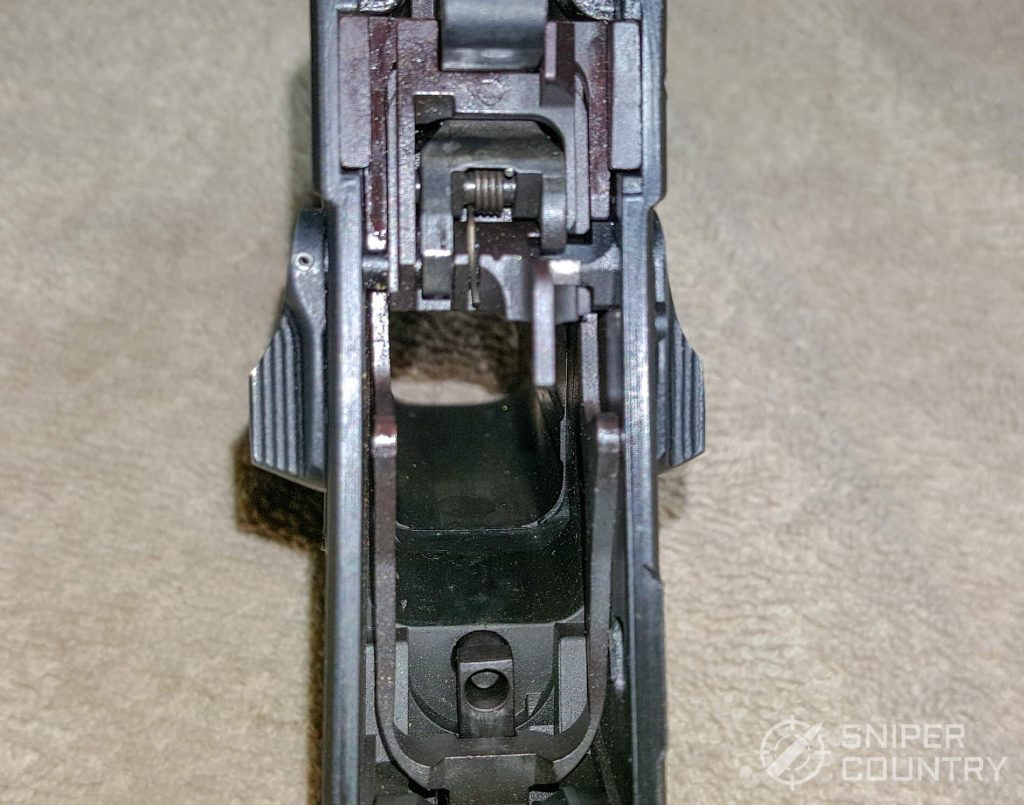 SAR K2P trigger-bars