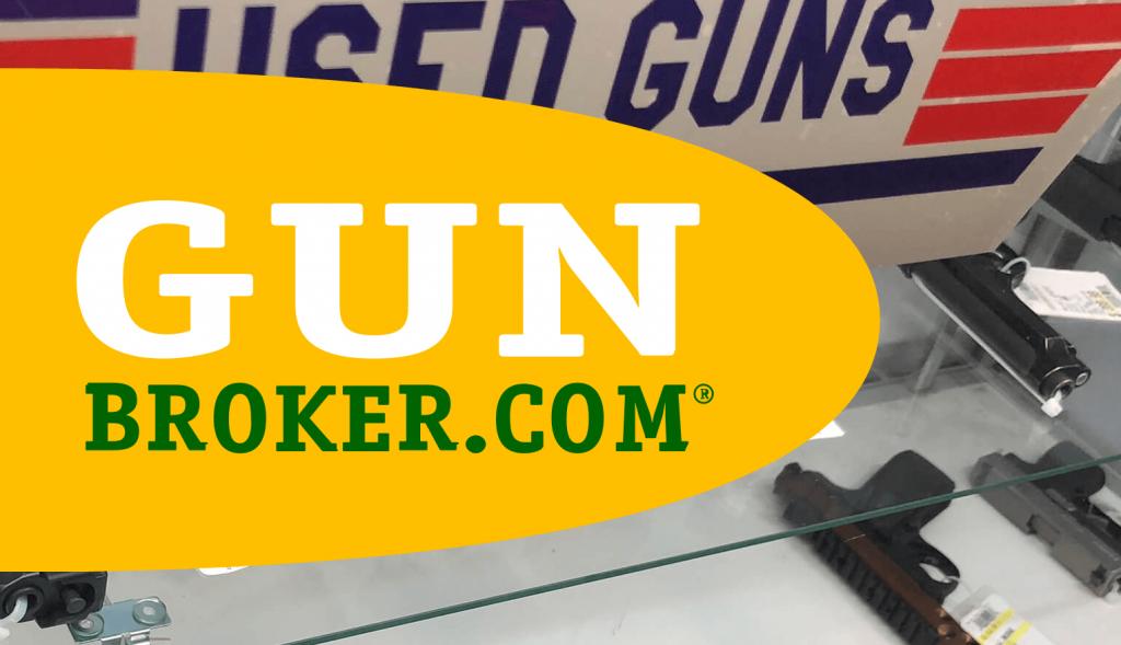 Gunbroker.com Logo