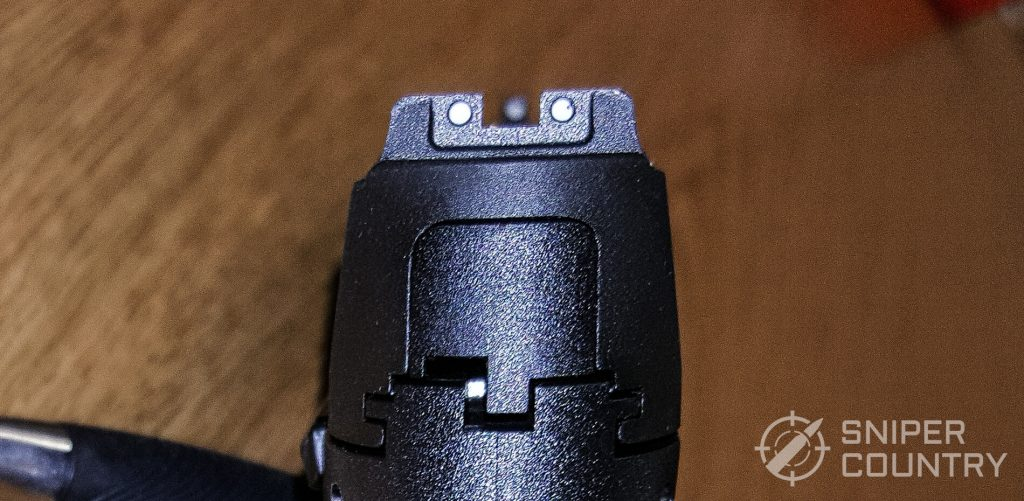 Taurus G3 sight picture