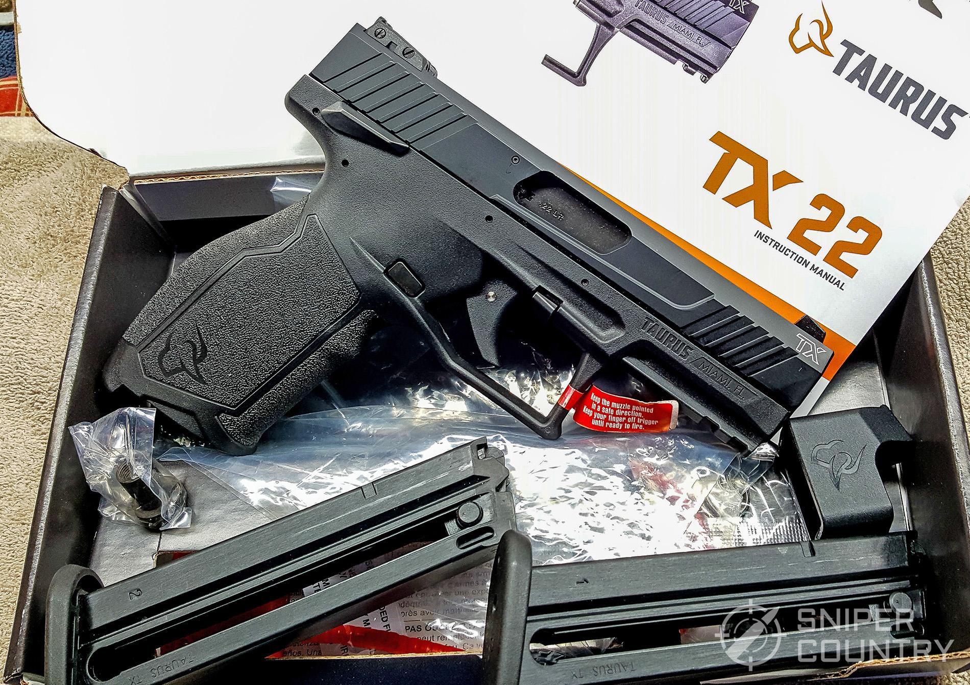 Taurus TX22
