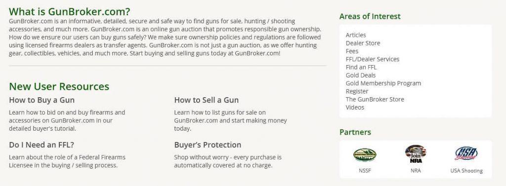 what is Gunbroker.com