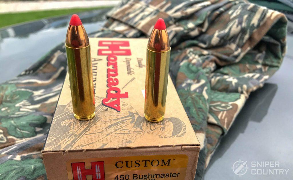 .450 Bushmaster Ammo