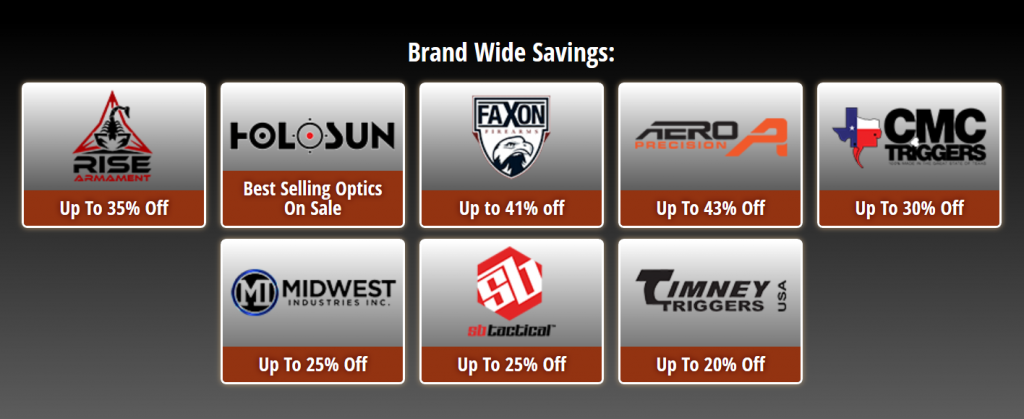 Brownells deals