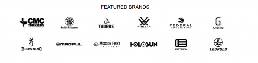 Featured Brands on PSA