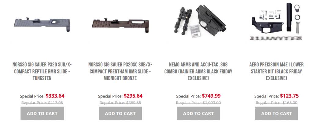 Rainer Arms Parts