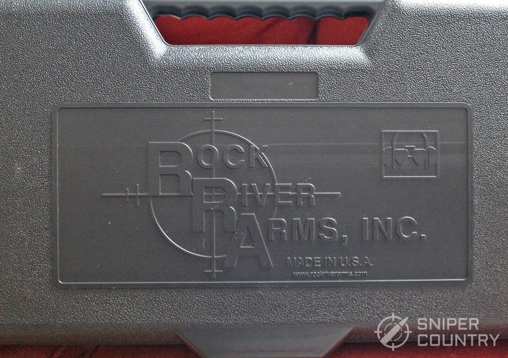Rock River Arms LAR-15 case