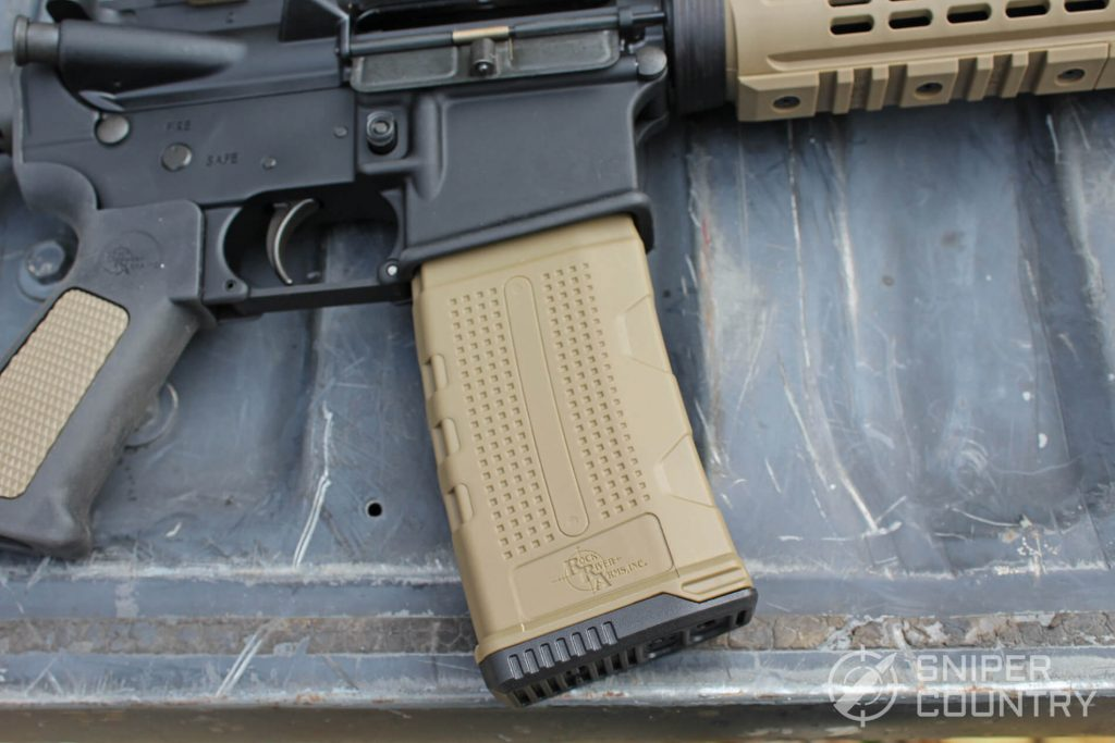 Rock River Arms LAR-15 magazine