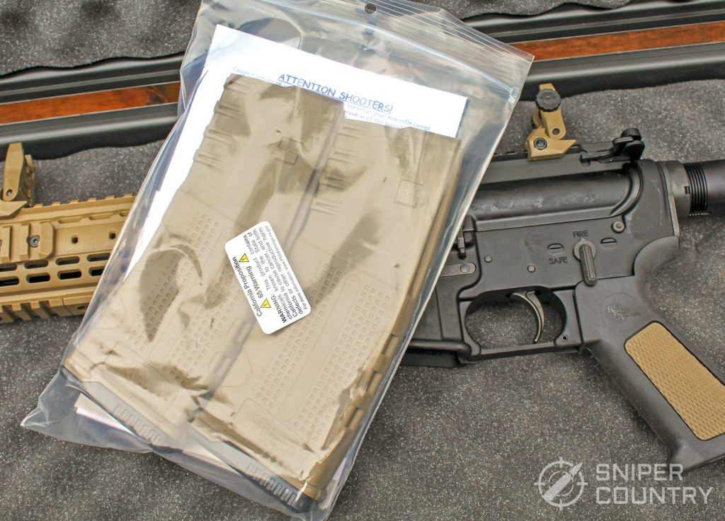 Rock River Arms LAR-15 magazines