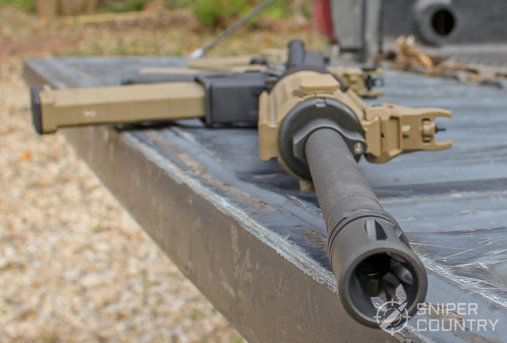 Rock River Arms LAR-15 muzzle