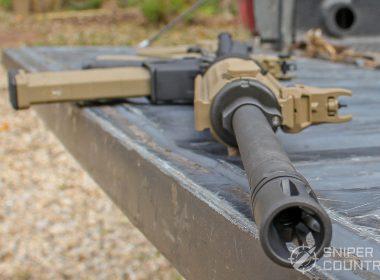 Rock River Arms LAR-15 muzzle