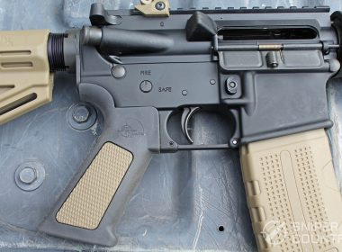 Rock River Arms LAR-15 right side