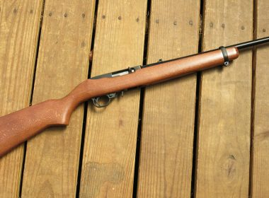 Ruger 10/22 Rifle with wooden stock