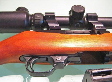 Ruger 1022 Trigger