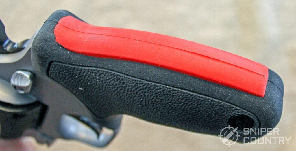 Taurus Raging Hunter grip rear