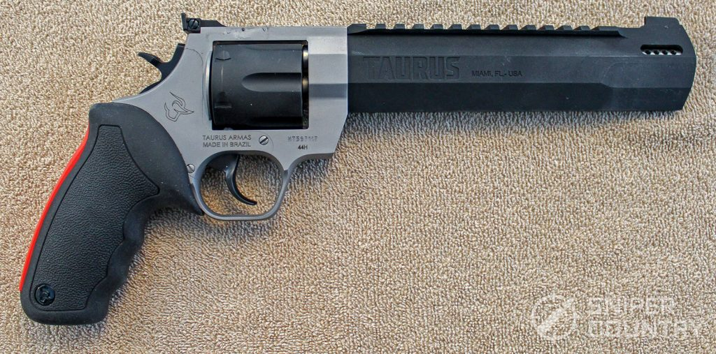 Taurus Raging Hunter gun right side