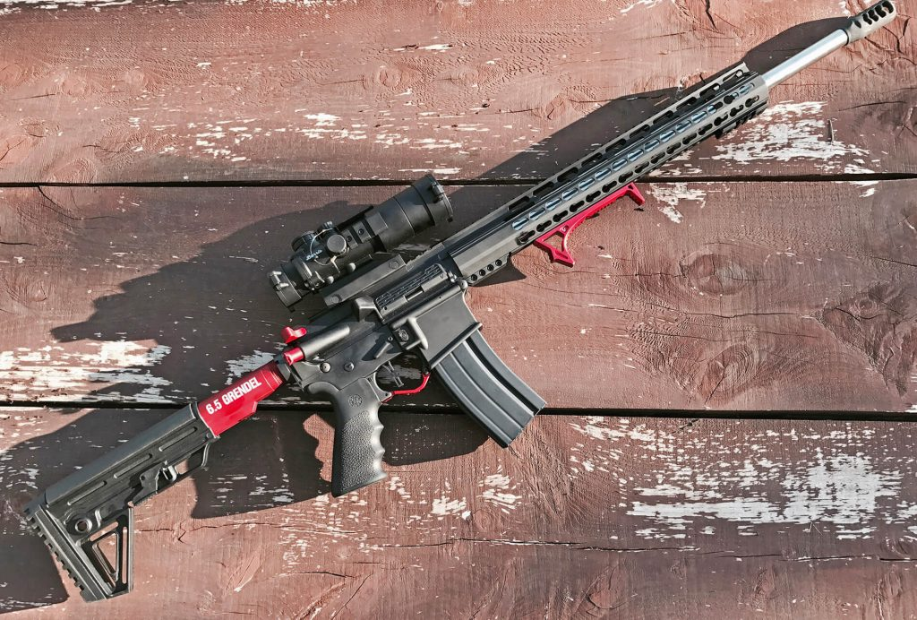 6.5 Grendel AR-15 Rifle Complete