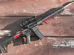 6.5 Grendel AR-15 Rifle Complete