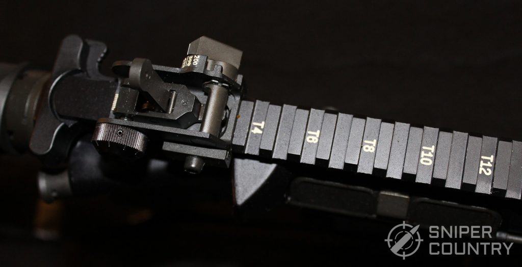 AR-15 top-rail