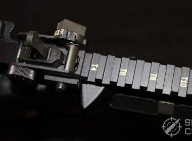 AR-15 top-rail