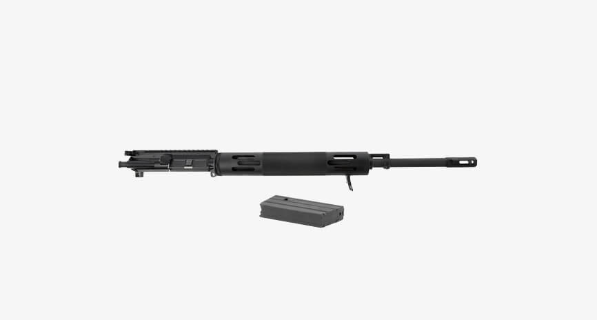 "Bushmaster .450 20"" Inch Barrel With Flat Top Complete Upper Assembly"
